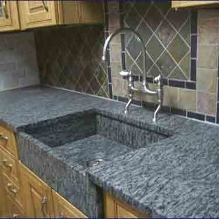 Complete Granite Kitchen Top Work